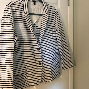 Jcrew stretchy jacket